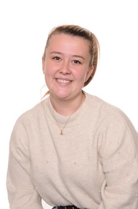 Miss Kirkpatrick - SEND Teaching Assistant