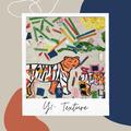 Y1 Art based on 'texture'