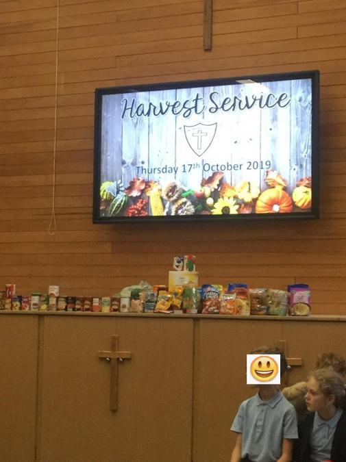 Harvest Service 2019