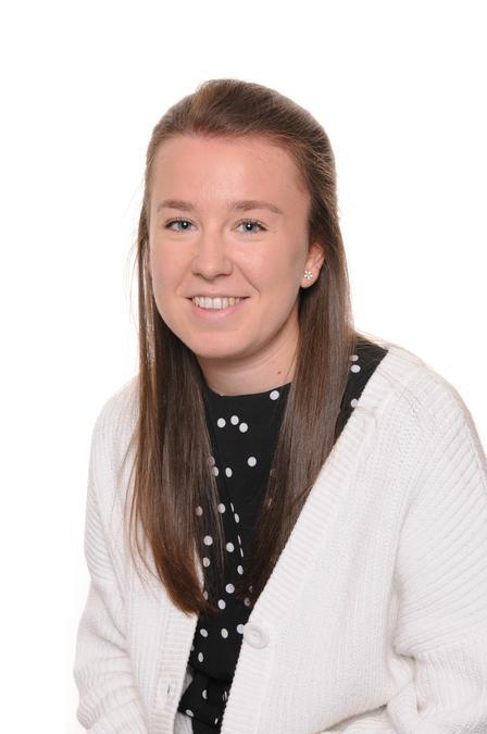 Miss Evans - Graduate Intern Early Childhood Studies