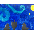 Y3 'Narniascape' based on Van Gogh