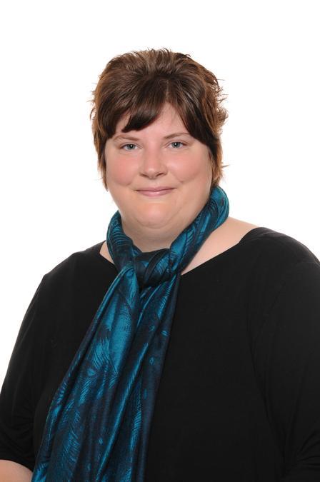Mrs Thomas - Safeguarding Team