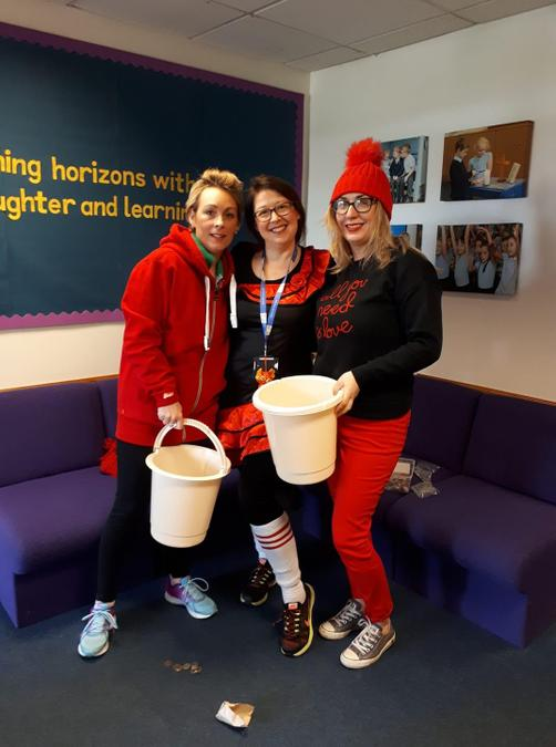 Fundraising for Heartsmart Day