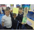 We became inventors and were set a challenge!