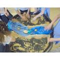 Exploring beach materials