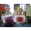 Poppy day artwork fit for a gallery!