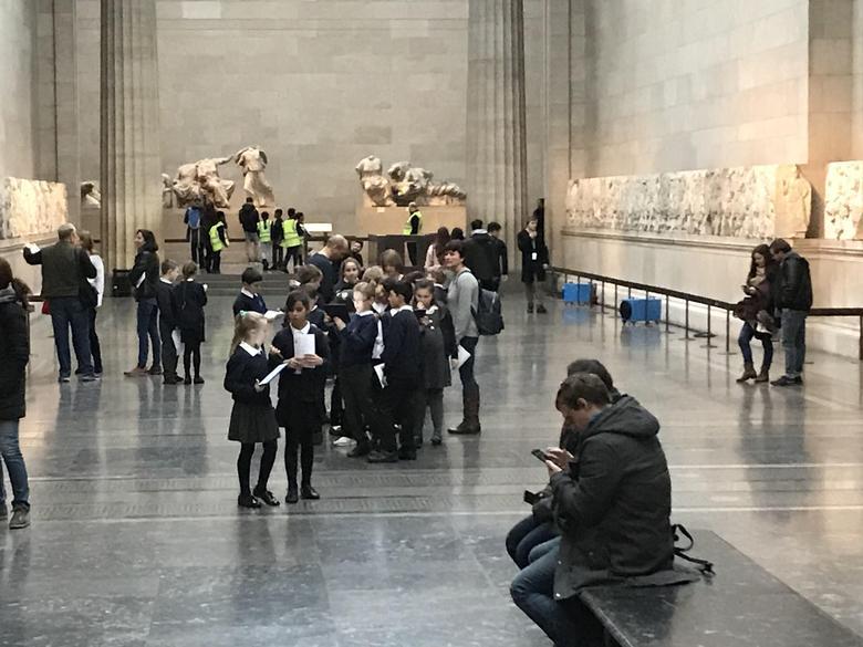 Year 5 Visit the British Museum