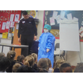 Superheroes - Learning about being a vet.