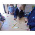 We used magnets to investigate forces.