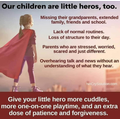 All our children are heroes.