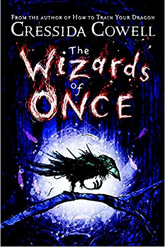 This term we will be enjoying The Wizards Of Once by Cressida Cowell.