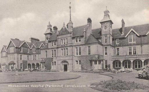 Parkwood Hospital pre 1960's