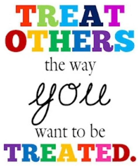 WB 22.2.21 - Respect - we encourage all of our community to respect the beliefs of others,