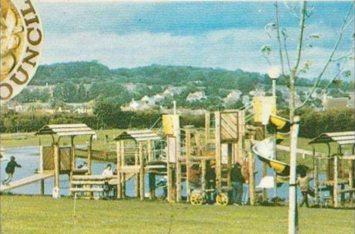 New Barn /Swanley Park 1980s