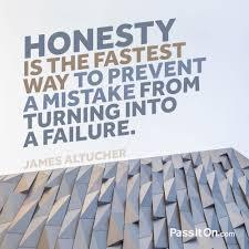 WB 22.3.21 - Honesty-Jesus taught us to have honesty in all we do and in our behaviour