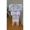 Alfie-James 1666 house