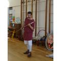 Ancient Greek spear