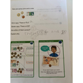 Phoebe's Maths from Thursday