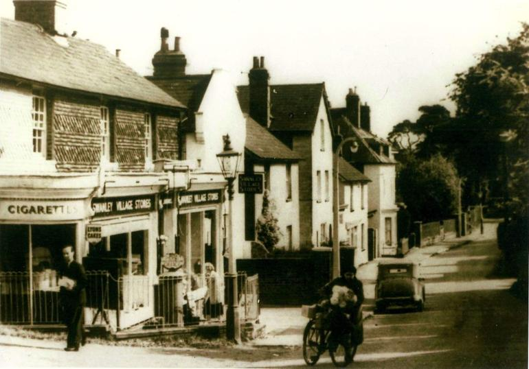 Old Swanley (now Swanley Village)