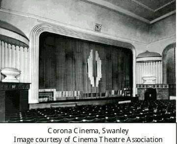 The Corona Cinema