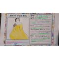 Gustav Klimt Fact File by Skye