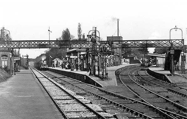 Swanley Junction Station 1903