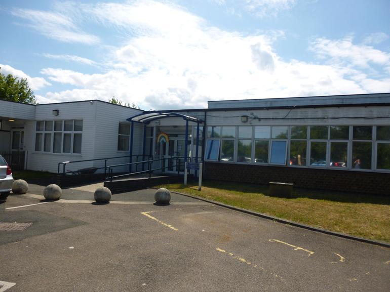 St Mary's primary School today