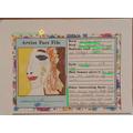 Gustav Klimt Fact File by Daisy