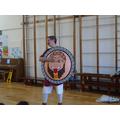 Ancient Greek shield