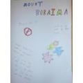 Mount Roraima poster