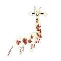 Oakley's giraffe drawing