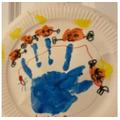 handprint firefighter