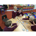 'Silly soup' phonics game.