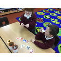More phonics fun- sorting 's' & 'a' pictures.