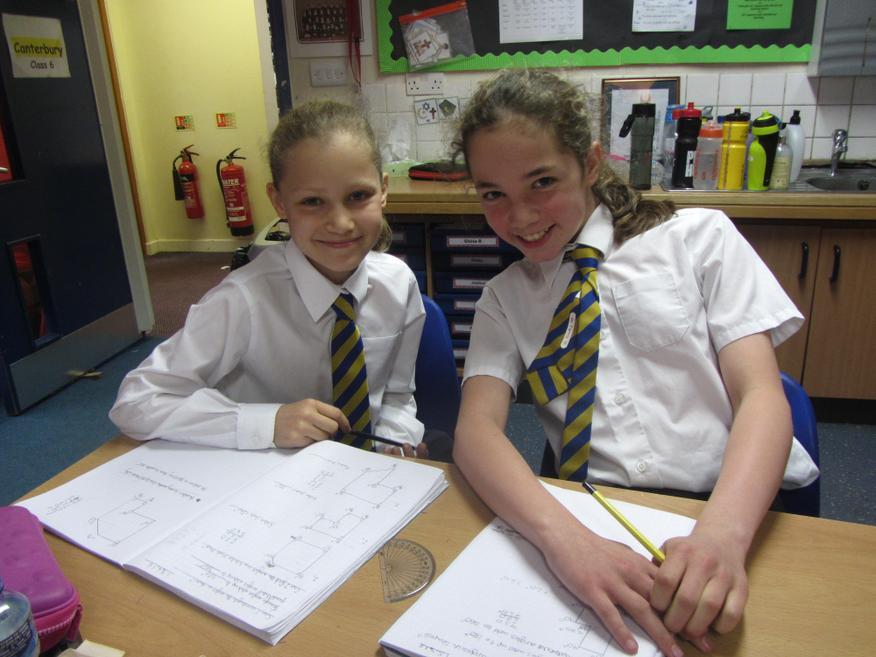 Celebrating our amazing maths investigation!
