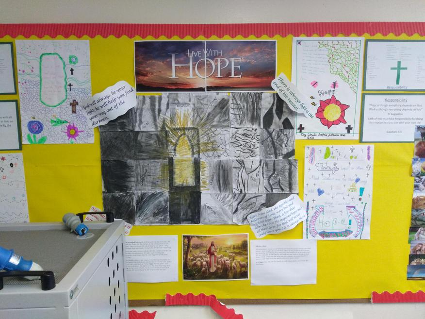 Hope in Christ - Yr 5
