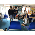Drama based on our class text in English