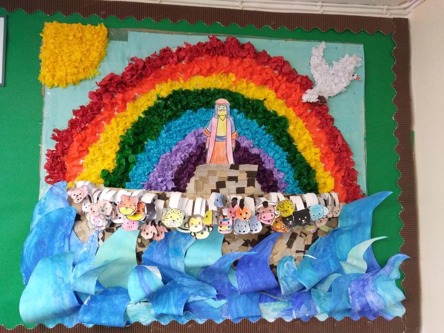 God's Rainbow - Year 2