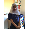 Learning about the hijab in R.E.