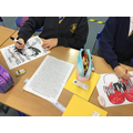 Creating 'black-out poetry' in English