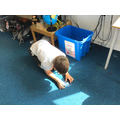 Using protractors to measure angles in Maths
