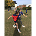We held our own Olympic Games