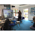 Mrs C. shared pictures of her holiday to East Anglia, where our class text is set