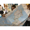 Using maps to compare rivers in Geography
