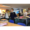 Learning our script (plus actions!) in English