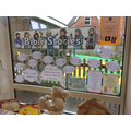 Bible Stories and Prayers display