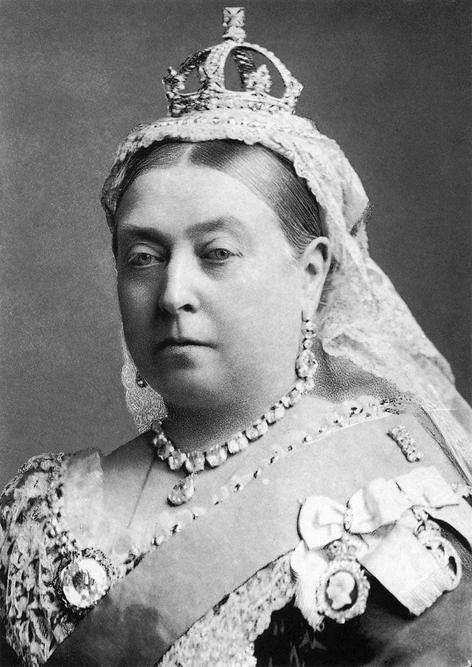 This is Queen Victoria! She reigned during the Victorian Era.