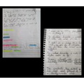 We looked at word classes for our persuasive letter!