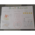 Then, we reviewed them to let others know if we recommended them!