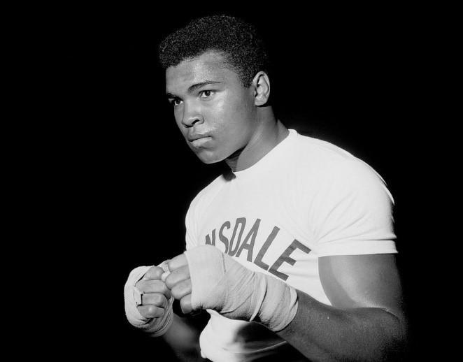 Muhammad Ali, who our class is named after, was an American boxer and one of the greatest.